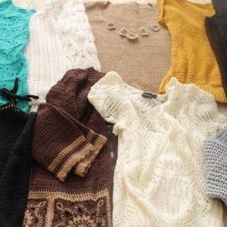 Knitten things