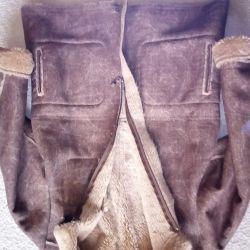 Sheepskin coat 48-50 r
