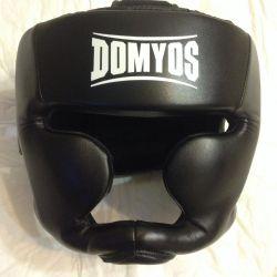 Helmet for martial arts