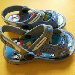 νέα παιδικά σανδάλια
