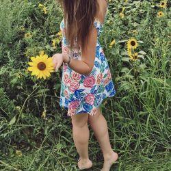 Rochie de vară H&M