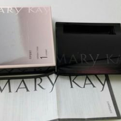 Mary Kay compact case for decorative cosmetics