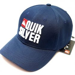 Șapcă de baseball flash Quiksilver (t albastru)