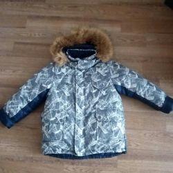 Продам новый зимний костюм