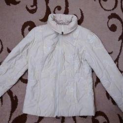 Yalıtımlı demi-sezon ceket S-M boyutu