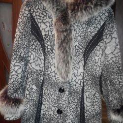 Coat winter female second-hand