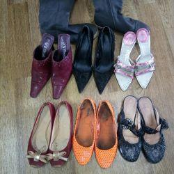 Επείγοντα πολλά παπούτσια 37p