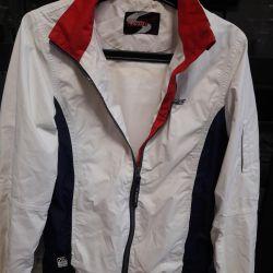 Jachetă elastică din Norvegia.