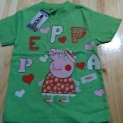 New T-shirt for girls