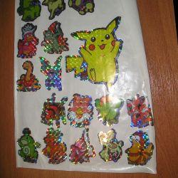 Stickers Pokemon
