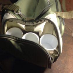 Θερμική πικνίκ τσάντα