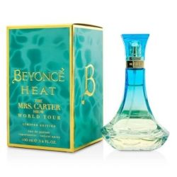 BEYONCÉ HEAT MARIA CARTER SHOW TOUR WORLD EAU DE