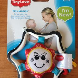 New Rattle Tiny Love Asterisk