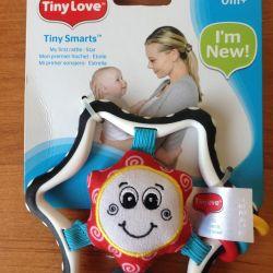 Нова Брязкальце Tiny Love Зірочка