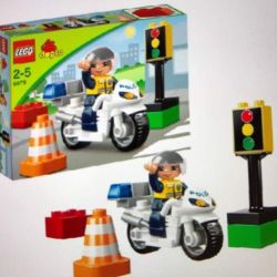 Poliția Lego duplo