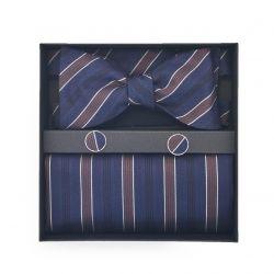 Set # 10 (bow tie, scarf, cufflinks)