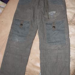warm pants for 8 years