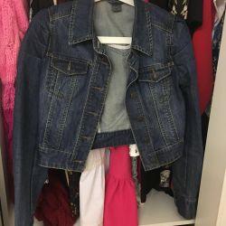 Denim jacket new
