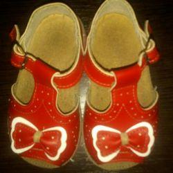 Sandals 14 cm insole: sale or exchange