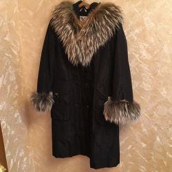 Winter jacket warm 50-54 size