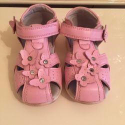 сандалии детские ортопедические, , размер 22