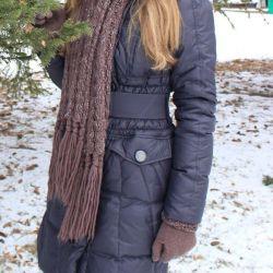 Μπουφάν πολύ χειμωνιάτικη χειμερινή περίοδο