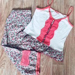 Cotton pajamas