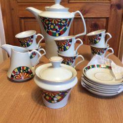 Tea and coffee service New