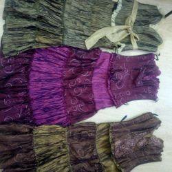 corset + skirt new