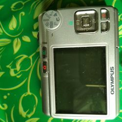 Фотоаппарат Олимпия 7.1мп