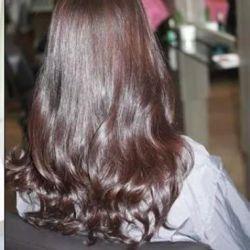 Состав для ламинирования темных волос тритмент