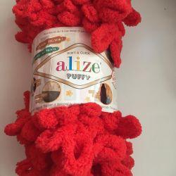 Alize Puffy Yarn
