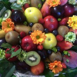 Μπουκέτα φρούτων