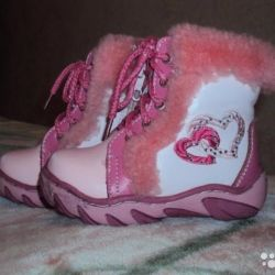 Boots winter 14 cm