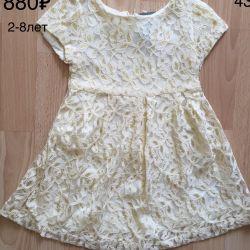 Φόρεμα ZARA παιδιά νέα Όλα τα μεγέθη