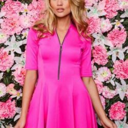 Neon dress SK-hause