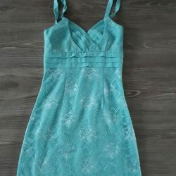 The dress is elegant. P 40-42