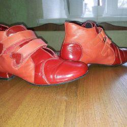 Çizme, deri
