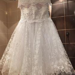 Very elegant princess dress