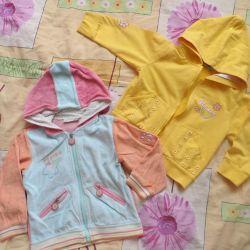 Fermuarlı bluzlar