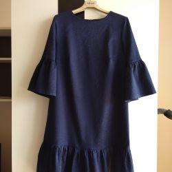 Dress new cotton r.46-48