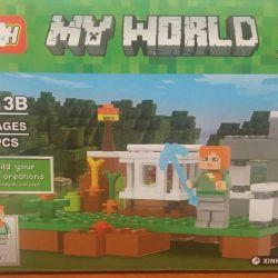 Κατασκευαστής minecraft μου κόσμο 5113b