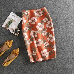 новая юбка замшевая 46-48