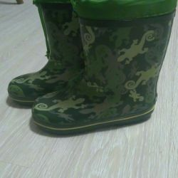 Rubber boots p 31 Flamingo insulated 20.5 cm