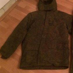 New warm pea coat