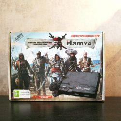 Игровая приставка Sega Dandy Hamy 4! 350игр Новая