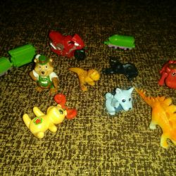 Kinder toys for kids