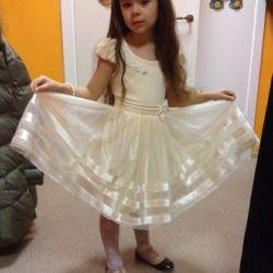 платье для девочки из бутика