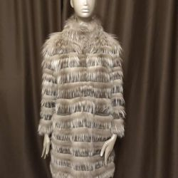Меховое пальто Rizal