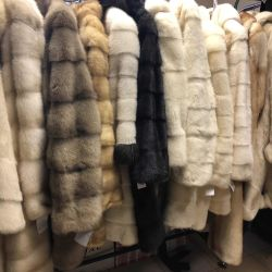 Mink îmbrăcăminte în sortiment